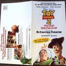 Toy Story 2  HOLLYWOOD Invitation SHERIFF WOODY Buzz Lightyear BO PEEP Alien