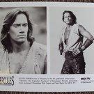 KEVIN SORBO Original HERCULES Legendary JOURNEY Photo MCA-TV Sword & Sandals '96