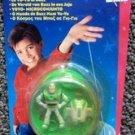 Toy Story BUZZ LIGHTYEAR Mattel  YO-YO  Polly Pocket FIGURE MIP Disney Pixar