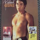 RICHARD GERE American Gigolo Sexy SHIRTLESS Bare Chest PHOTO Display OFFICER