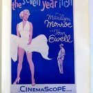 MARILYN MONROE The SEVEN YEAR ITCH Poster Iconic Image WHITE DRESS Blowing Up!