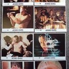 ALTERED STATES Original 8 Photo  Lobby Card Set WILLIAM HURT Blair Brown SCI-FI