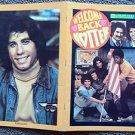 WELCOME BACK, KOTTER Original COMIC Story BOOK John Travolta RON PALILLO Kaplan