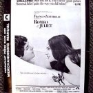ROMEO & JULIET Olivia Hussey PROMOTION Pressbook AD Campaign LEONARD WHITING '68