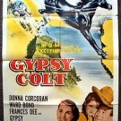 GYPSY COLT 1-Sheet Movie Poster WARD BOND Donna Corcoran FRANCES DEE Horse MGM