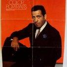 HUMPHREY BOGART Promo HOLLYWOOD COLOR PORTRAITS Poster Casablanca actor