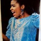 IRENE CARA Original Holland POSTER Flashdance FAME 1984 Hot Caramel SPARKLE
