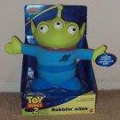 TOY STORY Mattel ALIEN Talking BOBBLIN' Action FIGURE DISNEY Pixar PLUSH Doll MB