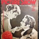 DOUGLAS FAIRBANKS Elissa Landi CLARK GABLE Loretta Young PICTURE SHOW  MAGAZINE