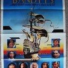 TIME BANDITS Original 1-SHEET Movie POSTER John Cleese SEAN CONNERY Ian Holm 81