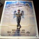 HEAVEN CAN WAIT Original WARREN BEATTY Huge FRENCH Poster FRANCE  Angel 1978