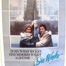SIX WEEKS Original 1-SHEET Poster MARY TYLER MOORE Dudley Moore Katherine Healy
