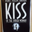 KISS OF THE SPIDER WOMAN Original Movie POSTER Raul Julia WILLIAM HURT Oscar Win