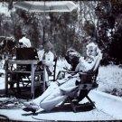 MARJORIE WOODWORTH On the Set NIAGRA FALLS Original HAL ROACH Photo BEHIND SCENE