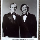 SMOTHERS BROTHERS Original Signed in PERSON Autograph PHOTO Set TOM Dick 2 for 1
