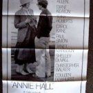 ANNIE HALL Original 1-SHEET Poster WOODY ALLEN Diane Keaton UNITED ARTISTS 1977