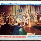 VIRGINIA MAYO She's Working Her Way Through College LOBBY CARD Original ON STAGE