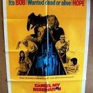 CANCEL MY RESERVATION 1-Sheet POSTER BOB HOPE Eva Marie Saint ANNE ARCHER  Movie