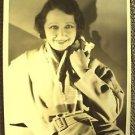 HEDDA HOPPER Her ESTATE Debossed Stamped GEORGE HURRELL Original Photo M.G.M.