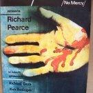 NO MERCY Original POLISH Poster RICHARD GERE Kim Basinger OFF BEAT ARTWORK 1986
