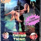 HEATHER LOCKLEAR Return of the SWAMP THING  Promo Poster DC COMICS DICK DUROCK