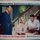 RONALD REAGAN She's Working Her Way Through College LOBBY CARD Virginia Mayo