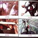 JAMES BOND a VIEW TO A KILL Roger Moore TANYA ROBERTS Lobby Card Set GRACE JONES