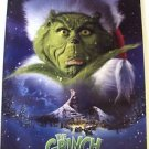 HOW THE GRINCH STOLE CHRISTMAS Rolled ORIGNL  Movie POSTER Jim Carrey Dr. Seuss