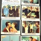 COUNT YOUR BELSSINGS Lobby Card's DEBORAH KERR Maurice Chevalier ROSSANO BRAZZI