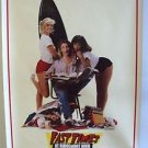 FAST TIMES AT RIDGEMONT HIGH Original ROLLED POSTER Sean Penn CAMERON CROWE 1982