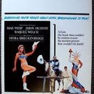 MYRA BRECKINRIDGE Original WINDOW CARD Poster RAQUEL WELCH Rex Reed MAE WEST '70
