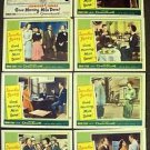 GOOD MORNING, MISS DOVE! Lobby Card Set JENNIFER JONES Robert Stack DOUGLAS 1955