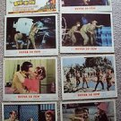 NEVER SO FEW Original FRANK SINATRA Gina Lollobrigida LOBBY CARD Photo Set of 8