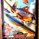 PLANES Fire & Rescue Rolled MOVIE Poster PIXAR Disney Cars DUSTY CROPHOPPER 2014
