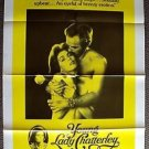 YOUNG LADY CHATTERLEY Original 1-SHEET Movie POSTER Harlee McBride PETER RATRAY