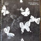 OPERA NEWS Metropolitan Guild 1958 Madame Butterfly Madama New York City NY N.Y.