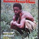 Alex Haley ROOTS AMERICAN FILM Magazine LeVar BURTON John Amos CICELY TYSON 1976