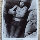 STEVE McQUEEN Original HELL IS FOR HEROES Press PHOTO War WWII Army Film SOLDIER