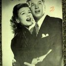 GALE ROBBINS Bill Shirley Original The PLAYGOER El Capitan Theatre PROGRAM