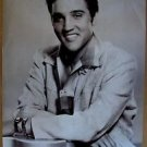 ELVIS PRESLEY portrait POSTER classic  KING of ROCK & ROLL National Trends 1991