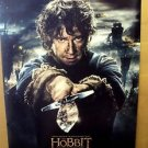 HOBBIT Battle of the Five Armies MOVIE Poster LORD OF THE RINGS J.R.R TOLKIEN
