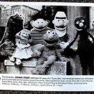 SESAME STREET Original PBS Photo GROVER Bert ELMO ERNIE COOKIE MONSTER Muppets