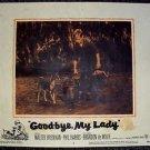 BRANDON de WILDE Original LOBBY CARD Good-bye, My Lady WARNER BROS. 1956 Photo