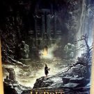 HOBBIT Desolation of Smaug MOVIE Poster LORD OF THE RINGS J.R.R TOLKIEN Original
