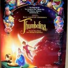 THUMBELINA Animated POSTER DON BLUTH Animation FILM Hans Christian Anderson 1994