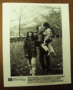 JACLYN SMITH David Dukes SENTIMENTAL JOURNEY Press PHOTO Charlie's Angels FOX 84