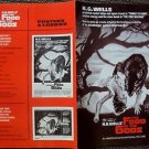 H.G. WELLS The FOOD OF GODS Horror PRESSBOOK Pamela Franklin IDA LUPINO 1976 HG