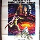 LIGHT AT THE EDGE OF WORLD Movie Poster KIRK DOUGLAS Samantha Eggar YUL BRYNNER