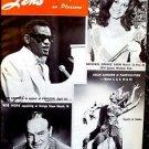 BOB HOPE Beauty Pageant RAY CHARLES The LENS Orange County PROGRAM Magazine 1975