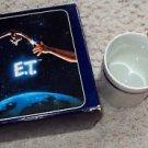 E.T Extra Terrestrial Porcelain ET Avon Figurine Figure CADDY HOLDER Figural MUG